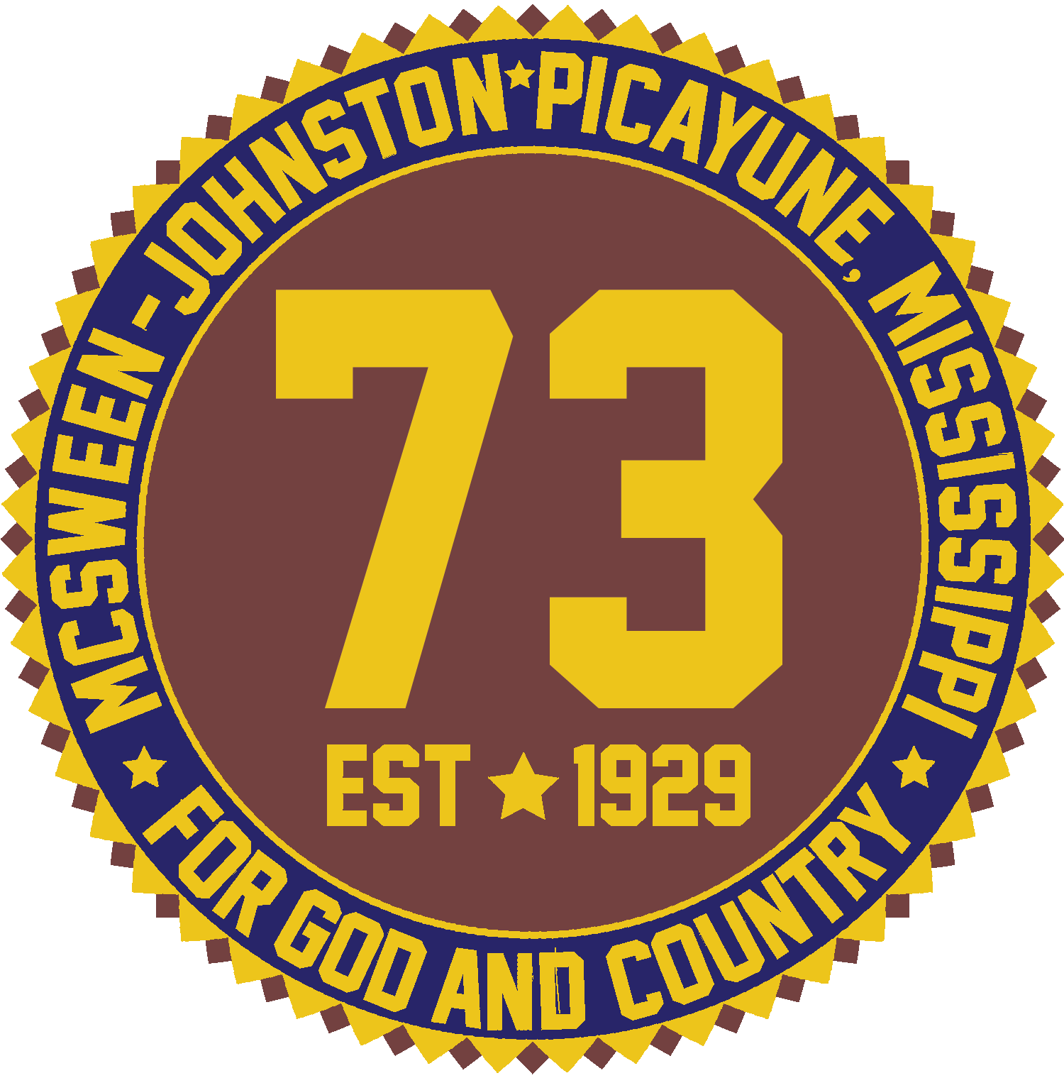 American Legion McSween-Johnston Post 73 Logo